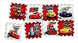 Knorrtoys 21013–Puzzle Matte–Cars–Race of a Lifetime 8Alfombrillas (16Piezas)