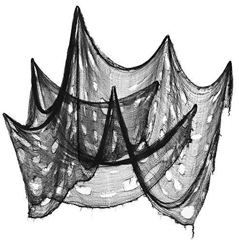 VOSAREA - Pao de tela de gasa para disfraz de Halloween