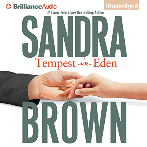 Tempest in Eden audiobook cover art