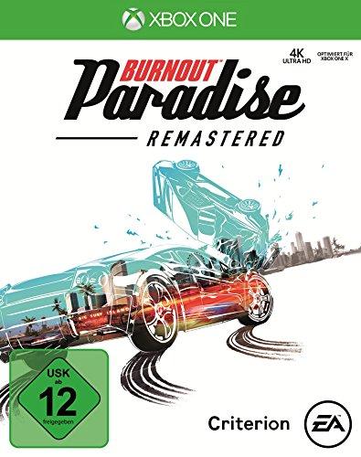 Burnout Paradise Remastered - Xbox One [Importación alemana]
