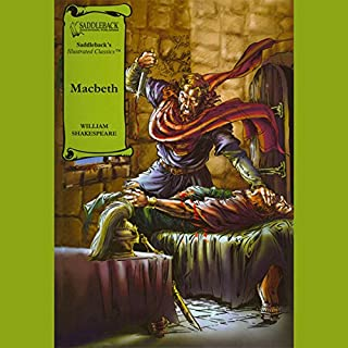Macbeth                   By:                                                                                                                                 William Shakespeare                               Narrated by:                                                                                                                                 Saddleback Educational Publishing                      Length: 33 mins     1 rating     Overall 1.0