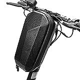 Bolsa Patinete Electrico Impermeable - Bolsa Frontal para Scooter de Gran Capacidad - Accesorios Patinete Electrico - Mochila Patinete Electrico - Bolsa Transporte Bicicleta