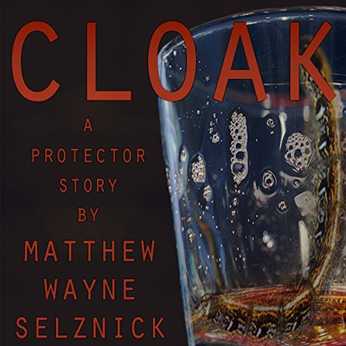 Cloak audiobook cover art