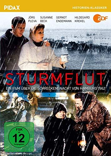 Sturmflut / Mitreißender Katastrophenfilm über die Schreckensnacht von Hamburg 1962 (Pidax Film-Klassiker)