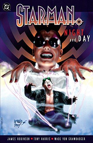 Starman: Night and Day (Starman (1994-2001) Book 2) (English Edition)