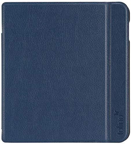 Price comparison product image tolino vision 5 - Tasche Slim Blau