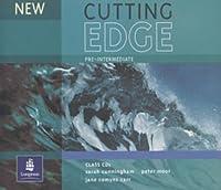 New Cutting Edge Pre-intermediate: Class CDs(3)