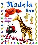 Modela Tus Animales Con Plastilina