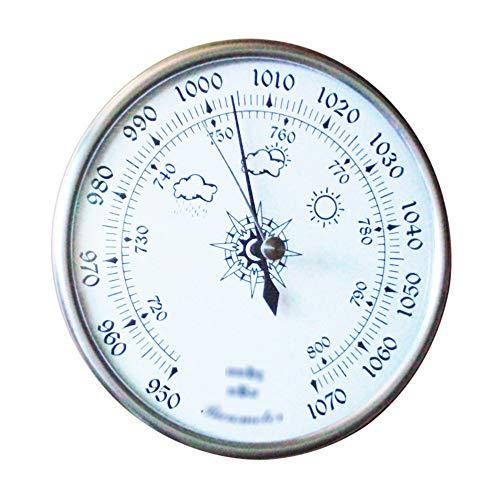 KSUVR Barómetro Herramienta de medición meteorológica pronóstico del Tiempo Interior en casa estación meteorológica barómetro multifunción