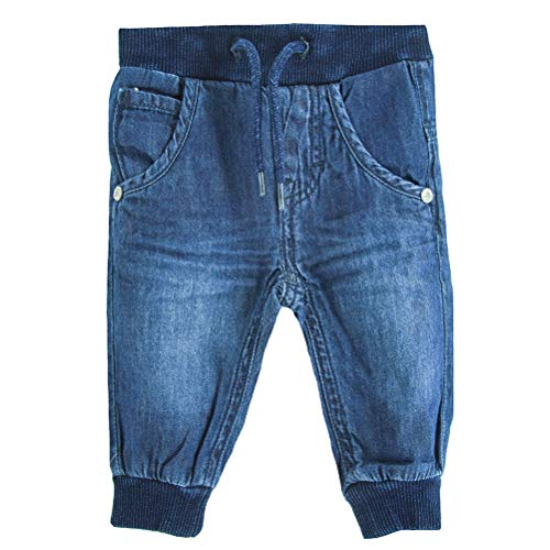 Name It Jeans Pantalon avec taille Soft, Taille 74