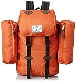 Poler Stuff Partes Bag Retro Naranja Naranja Oscuro Talla:50 x 40 x 6 cm, 18 Liter