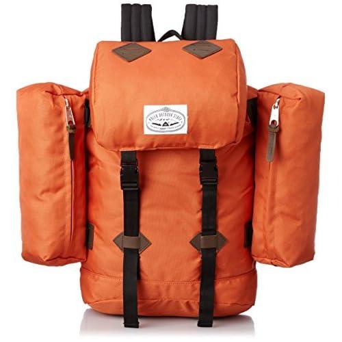 Poler Bag Retro Rucksack, Zaino Unisex, Burnt Orange, Taglia Unica