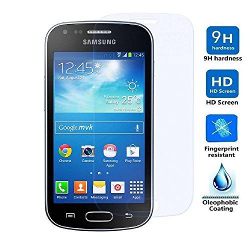 Protector de Pantalla para Samsung Galaxy Trend Plus, Trend, S DUOS, S7580 Cristal Vidrio Templado Premium