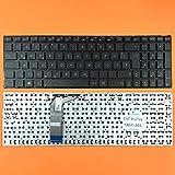 kompatibel für ASUS R753UX, R753U DEUTSCHE - Schwarz Tastatur Keyboard ohne Rahmen