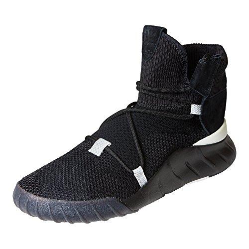adidas Originals - Tubular X 2.0 Pk Herren , Schwarz (Black/Utility Black/White), 41 EU D(M)