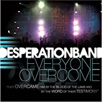 Desperation Band - Everyone Overcome (1 CD)