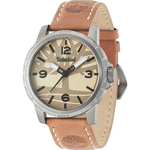 orologio solo tempo uomo Timberland Clarkson casual cod. TBL.15257JSU/07