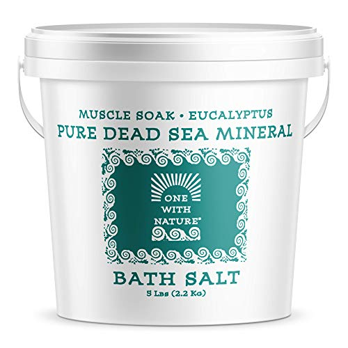 Product Image of the Pure Dead Sea Mineral Bath Salt