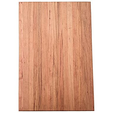 American Hardwood Classics Solid Cherry Cutting Board - Large and Beautiful (18 x 12 x 1)