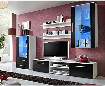Amazon Fr Meuble Tv Design Paris Prix