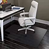 Chair Mat for Hard Wood Floors - 36'x47' Heavy Duty Floor Protector - Easy Clean
