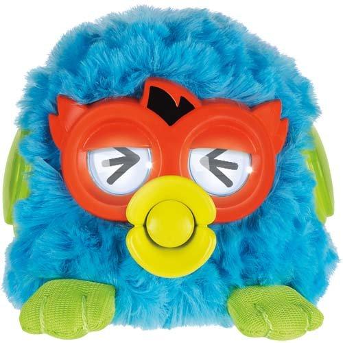 Furby – A31924000 – Elektronisches Spiel – Party Rockers – Twittby – Türkis