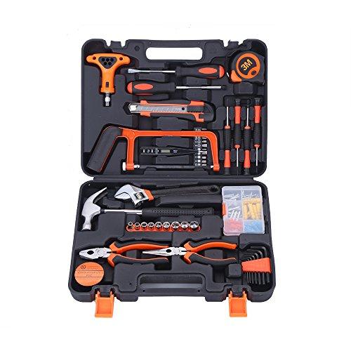 82PCS Mixed General Hand Tool Kit