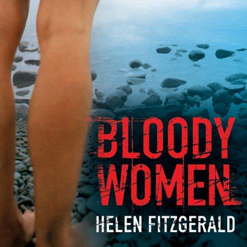 Bloody Women audiobook cover art