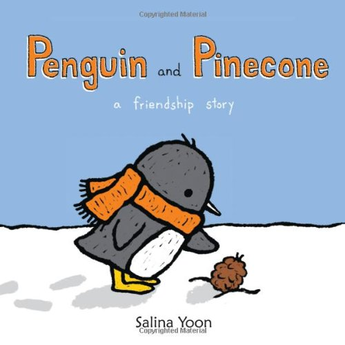 Penguin and Pinecone A friendship story