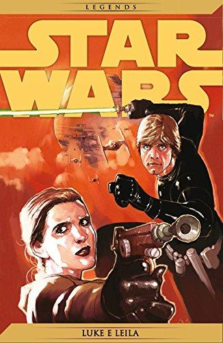 Star Wars Legends 59 - Luke & Leila