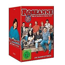 Roseanne on DVD
