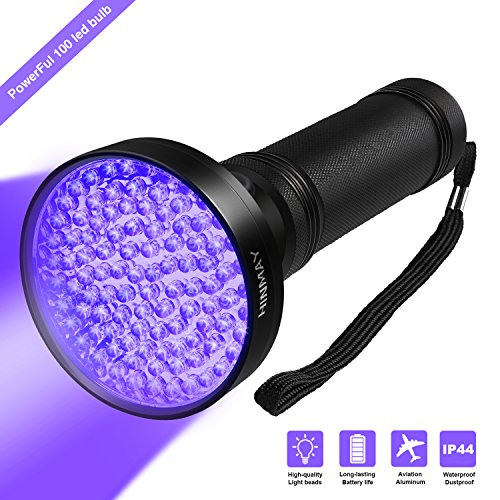 Black Light Flashlights