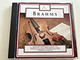 Brahms: Academic Festival Overture OP 80; Waltz No 15 OP 39; Hungarian Dance in G Minor; Clarinet Quintet OP 115-Intermezzo; Lullaby (Cradle Song) OP 49 No 4; Hungarian Dance in D Major; Symphony No 3 in F Major OP 90.
