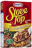 Stove Top Stuffing Mix Cornbread 6 Oz (Pack of 4)