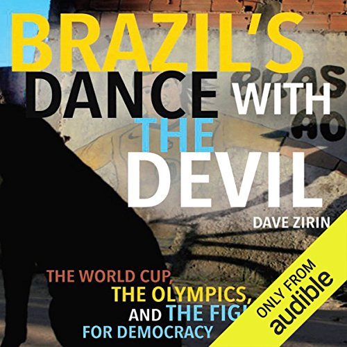 Brazil's Dance with the Devil audiobook cover art