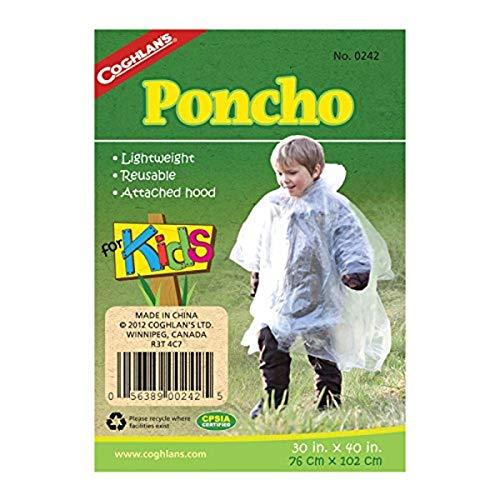 Coghlan's Poncho For Kids