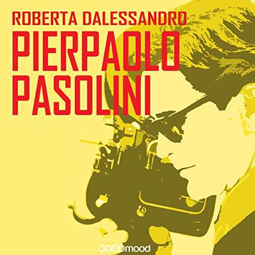 Pier Paolo Pasolini audiobook cover art