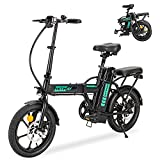 HITWAY Elektrofahrrad E Bike E Fahrrad Cityräder Faltbar, 7,5Ah Batterie, 250W Motor, Reichweite...