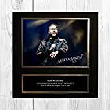 Macklemore 1 NDB Signed Reproduction Autographed Wall Art -
