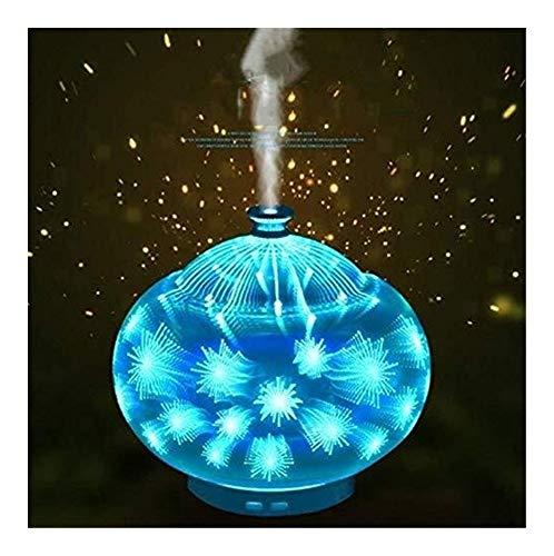 Kann den Geruch Besser filternGenießen Sie die Luft des Waldes. Auto-Luftbefeuchter-Öl-Aroma-Spray, Diffusor-Diffusor-Schlafzimmer des Aromatherapieöl-3d (Color : 1)