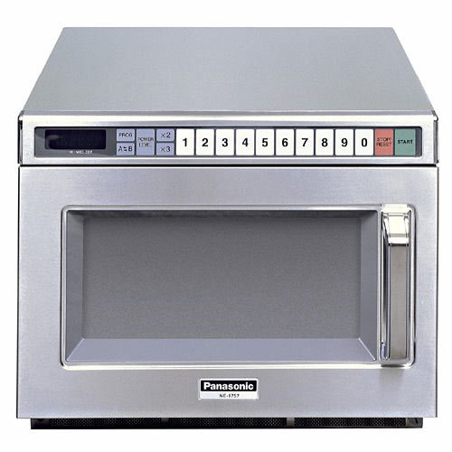 Panasonic 0.6 Cu. Ft. 1700 Watt, TouchPad Commercial Microwave
