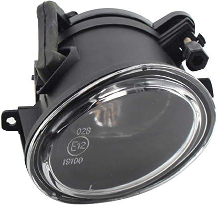 Bobury Avant C/ôt/é Droit au Volant Lampe Effacer Voiture Objectif antibrouillard pour BMW E46 M3 2001-2006 S/érie 3 63177894018
