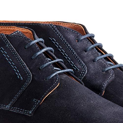 Travelin' London Suede Chukka Boots | Schnürhalbschuh - 4
