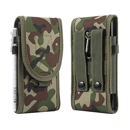 Universal de la correa del teléfono bolsa de la pistolera Casefor Galaxy S20 Samsung, s10, s10e, S9, S9 +, S8, S7edge, A40, A41, A5, A10, A10S, paquete de la cintura for Outdoorfor LG G-7, V40, G6, V3