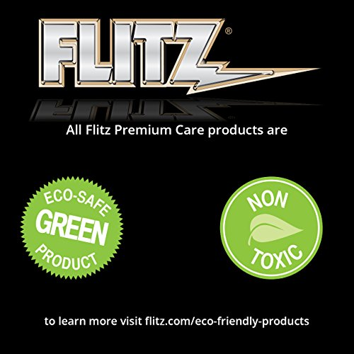 Flitz Multi-Purpose Polish and Cleaner Liquid for Metal, Plastic, Fiberglass, Aluminum, Jewelry, Sterling Silver: Great…