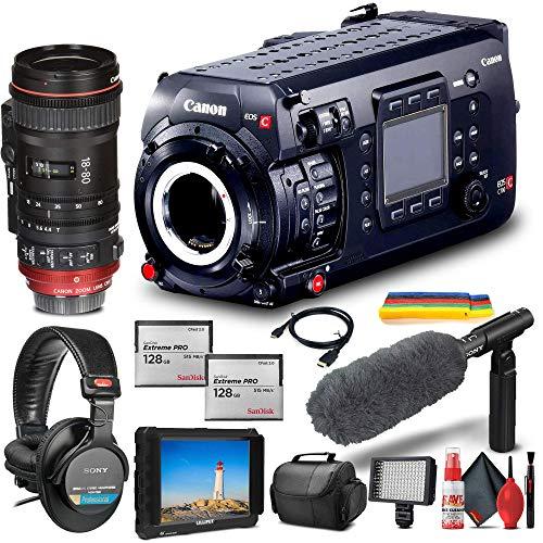 Canon EOS C700 Full-Frame Cinema Camera...