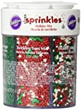 Christmas Sprinkle Mix