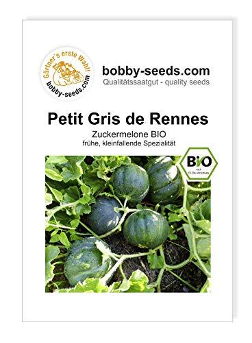 Bobby-Seeds BIO-Fruchtgemüse Melone Petit Gris de Rennes BIO Portion
