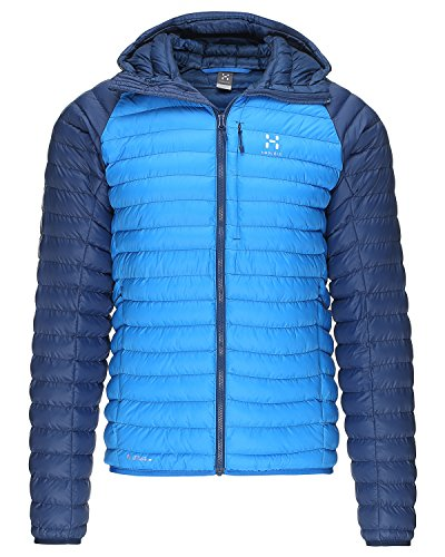 Haglöfs - Essens Mimic Hood, Color Azul, Talla M