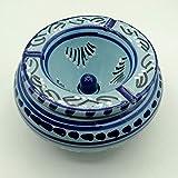 Etnico Arredo Posacenere Ceramica Antiodore Tunisina Marocchina 1011200800